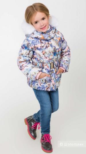 Куртка детская зима ACOOLA р.134