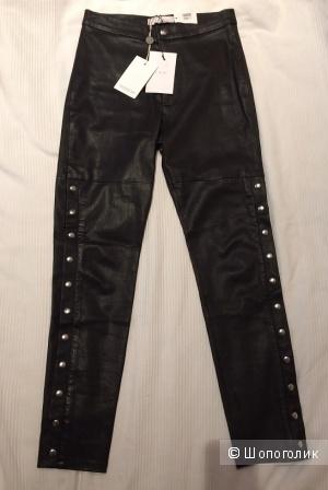 Кожаные брюки IRO 42 (Российский размер) 36 (FR)
