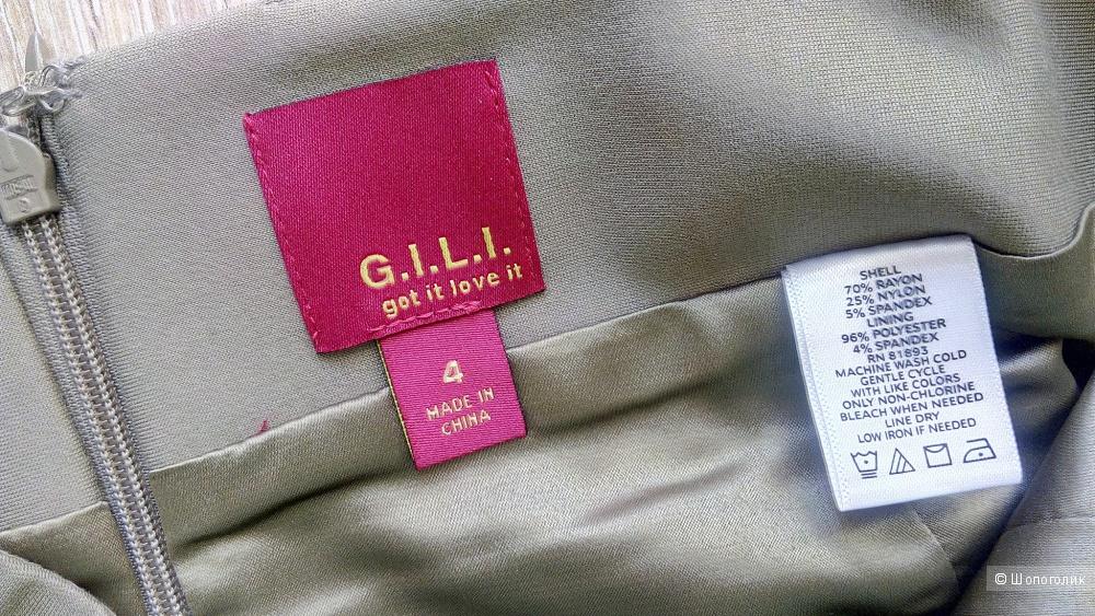 Юбка G.I.L.I. размер 4