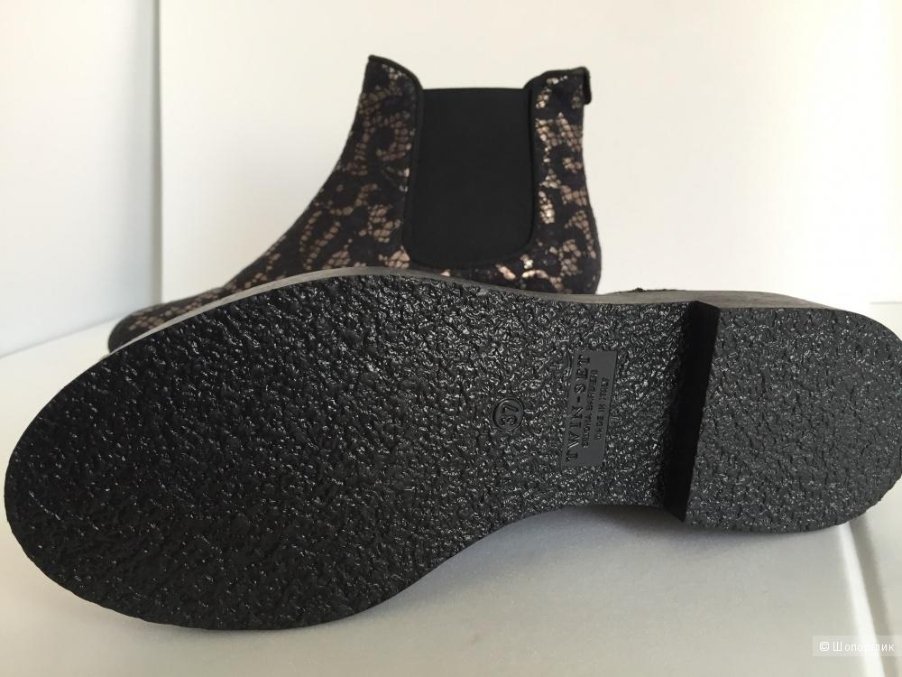 Ботинки челси Twin-Set Simona Barbieri, 37 размер