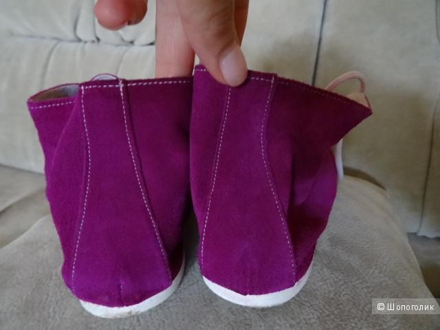Ботинки  Bertie, размер 39