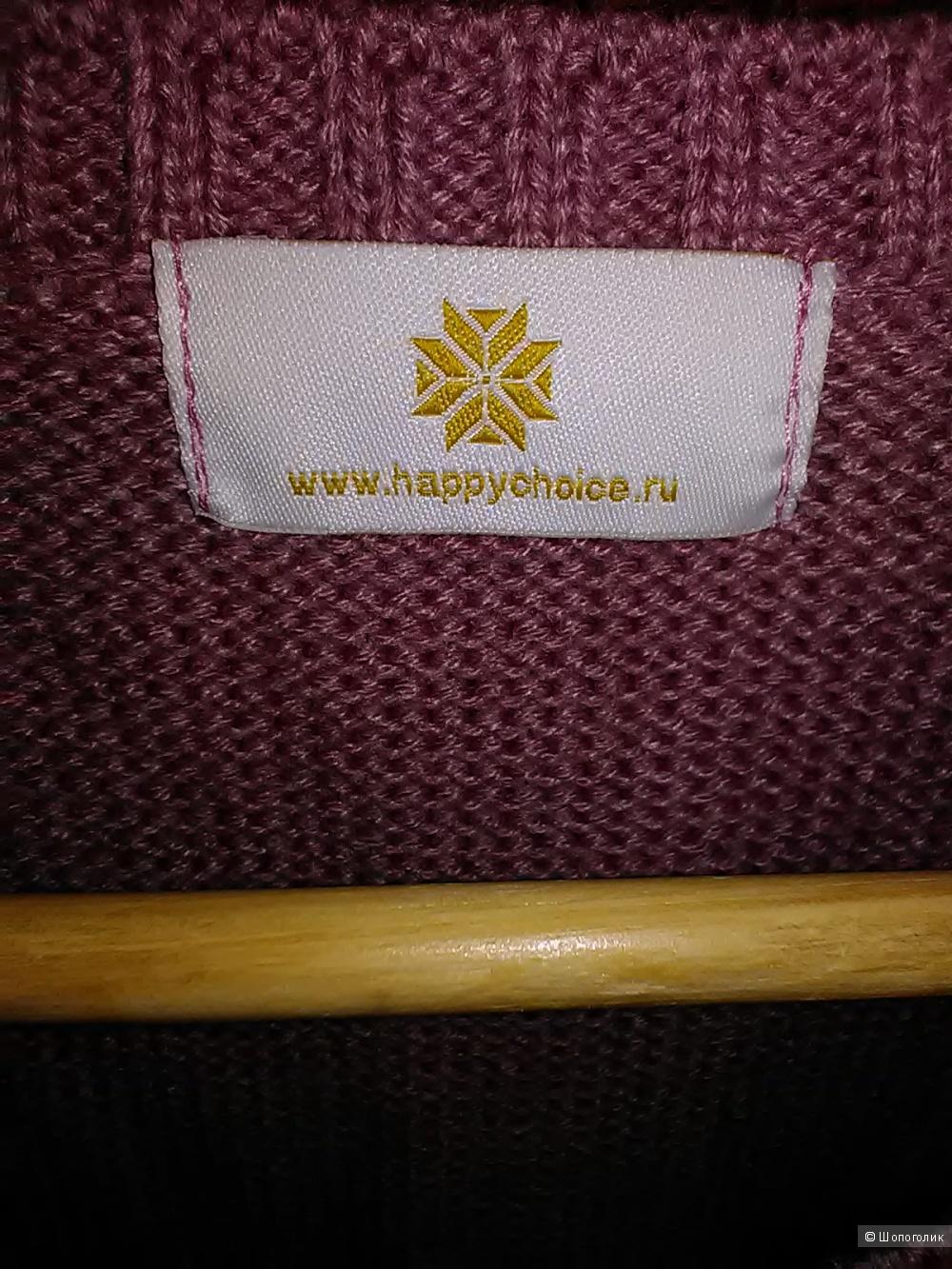 Джемпер фирмы Happy Choice 48 размера