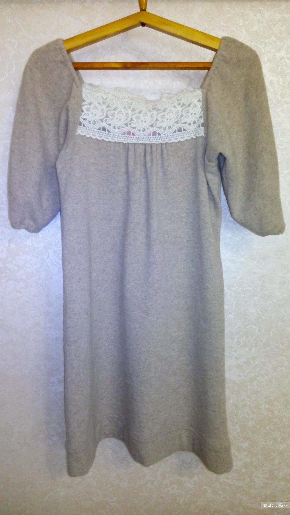 Шерстяное платье Shyde 46 размер
