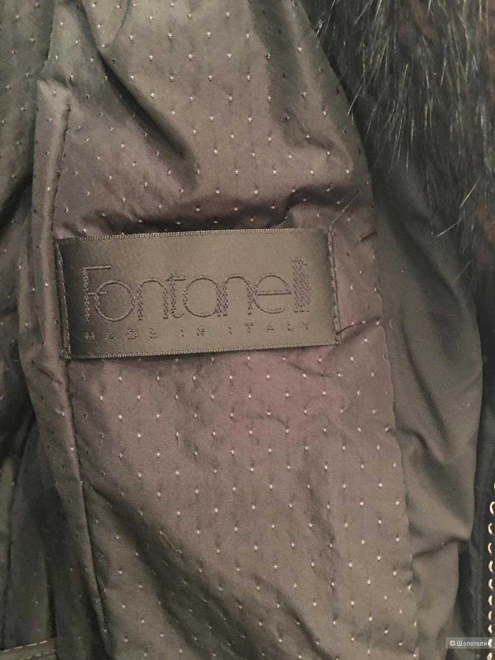 Пальто, Fontanelli, размер 46