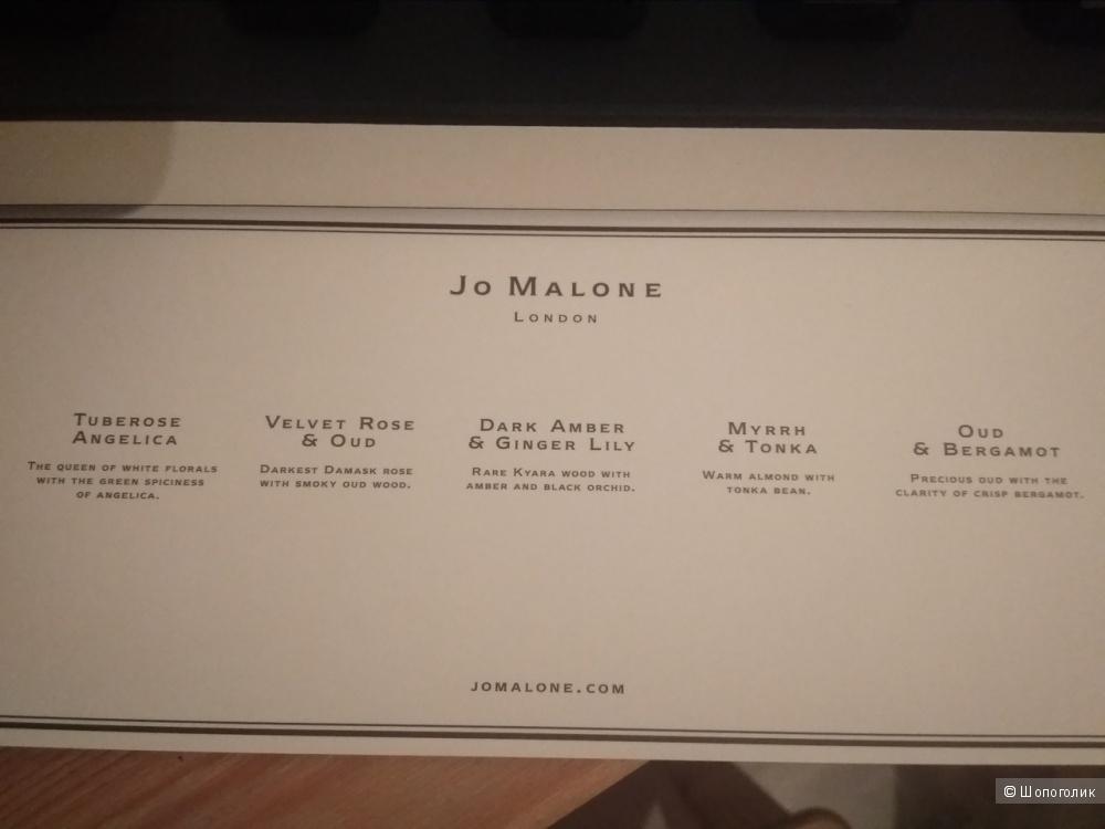 Коллекция одеколонов Cologne Intense Jo Malone