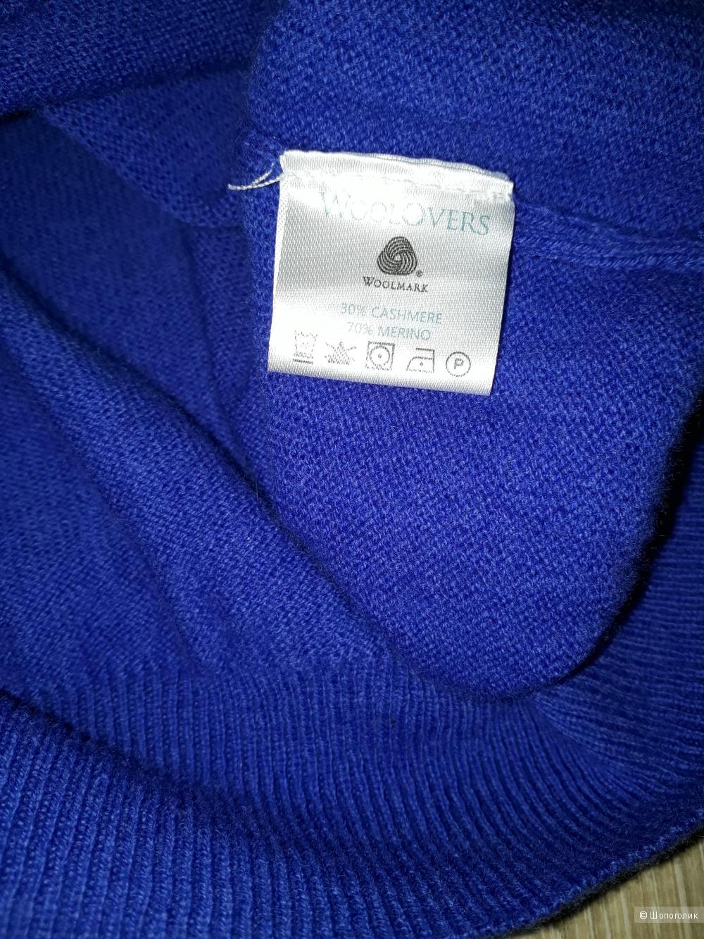 Пуловер woolovers, размер m