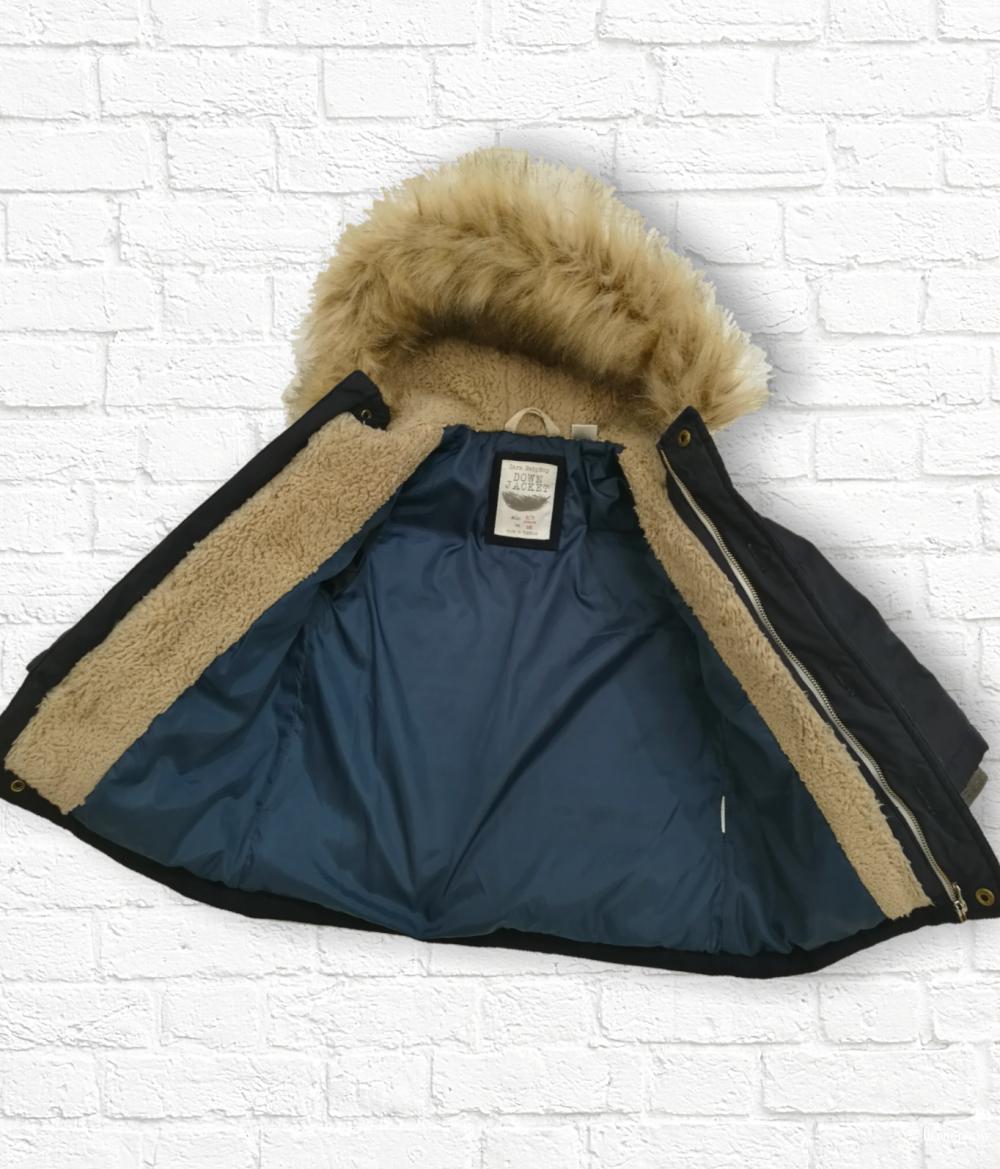 Парка- куртка. Zara. 2/3 года/92/98