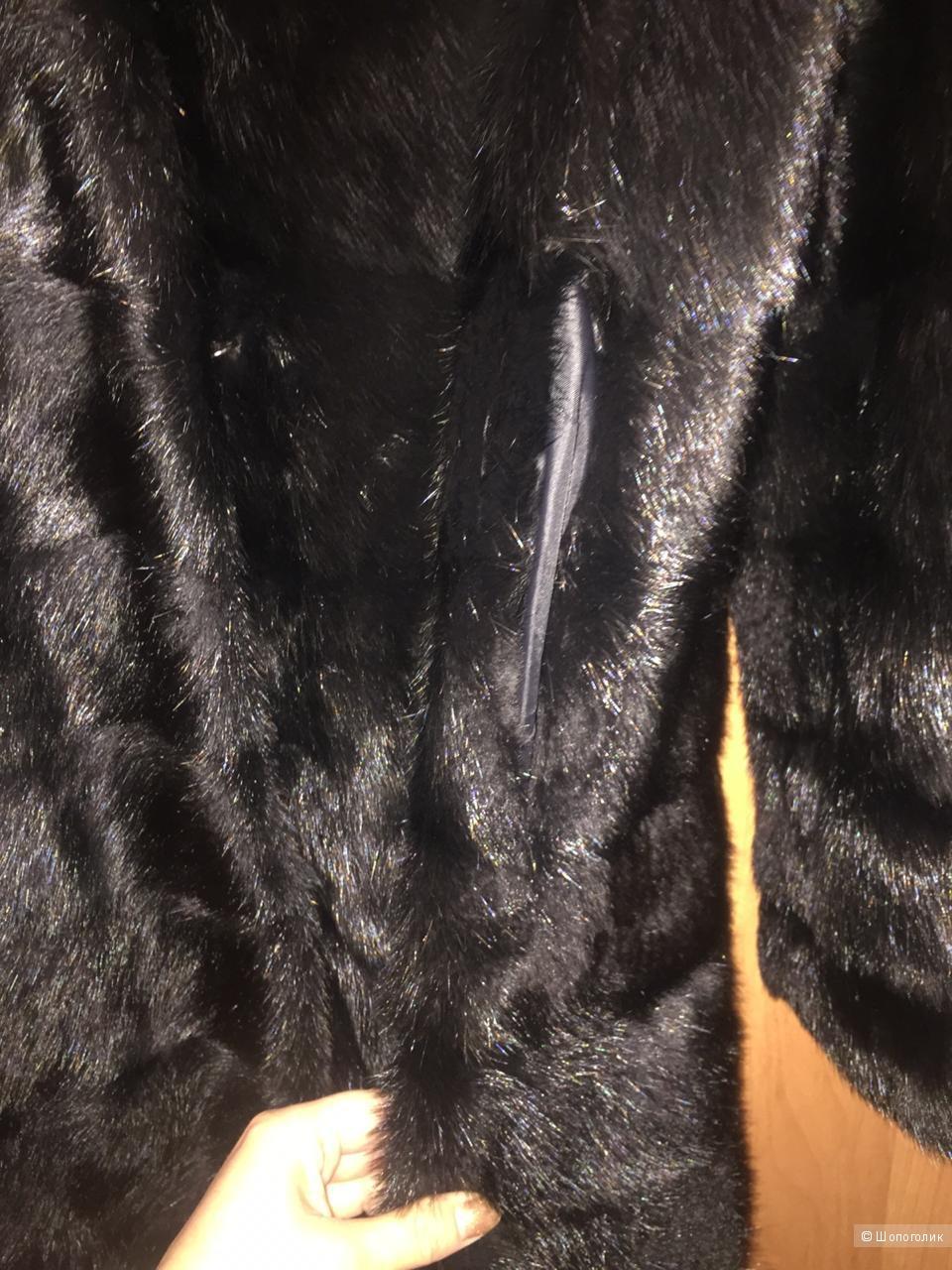 Шуба норковая Grazioso 42-44 размера