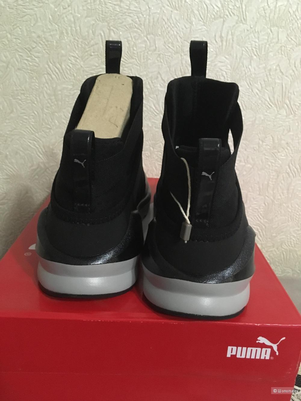 Кроссовки Puma, US 5,5, на 37,5-38 размер