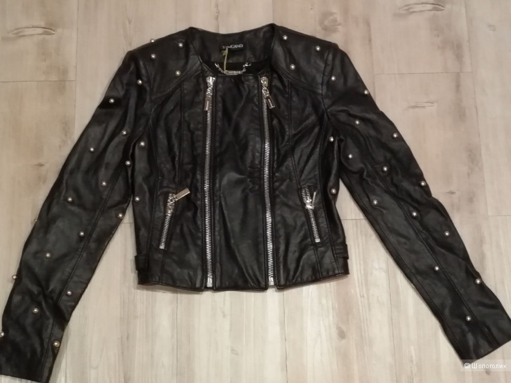 Кожаная куртка Mangano,44