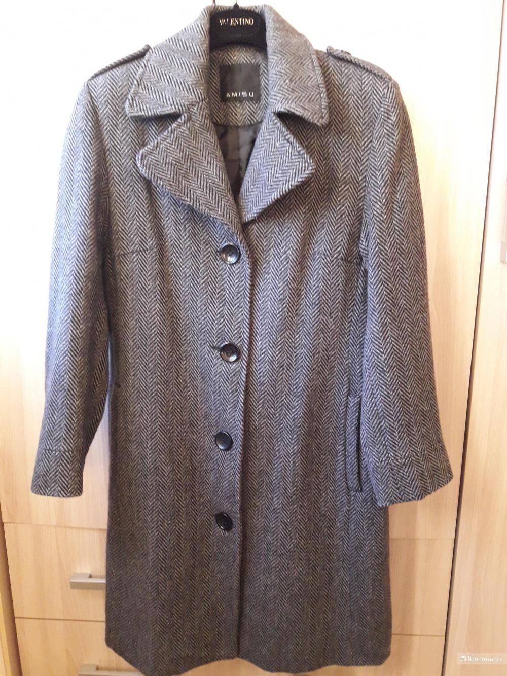 Пальто Amisu, размер 44-46