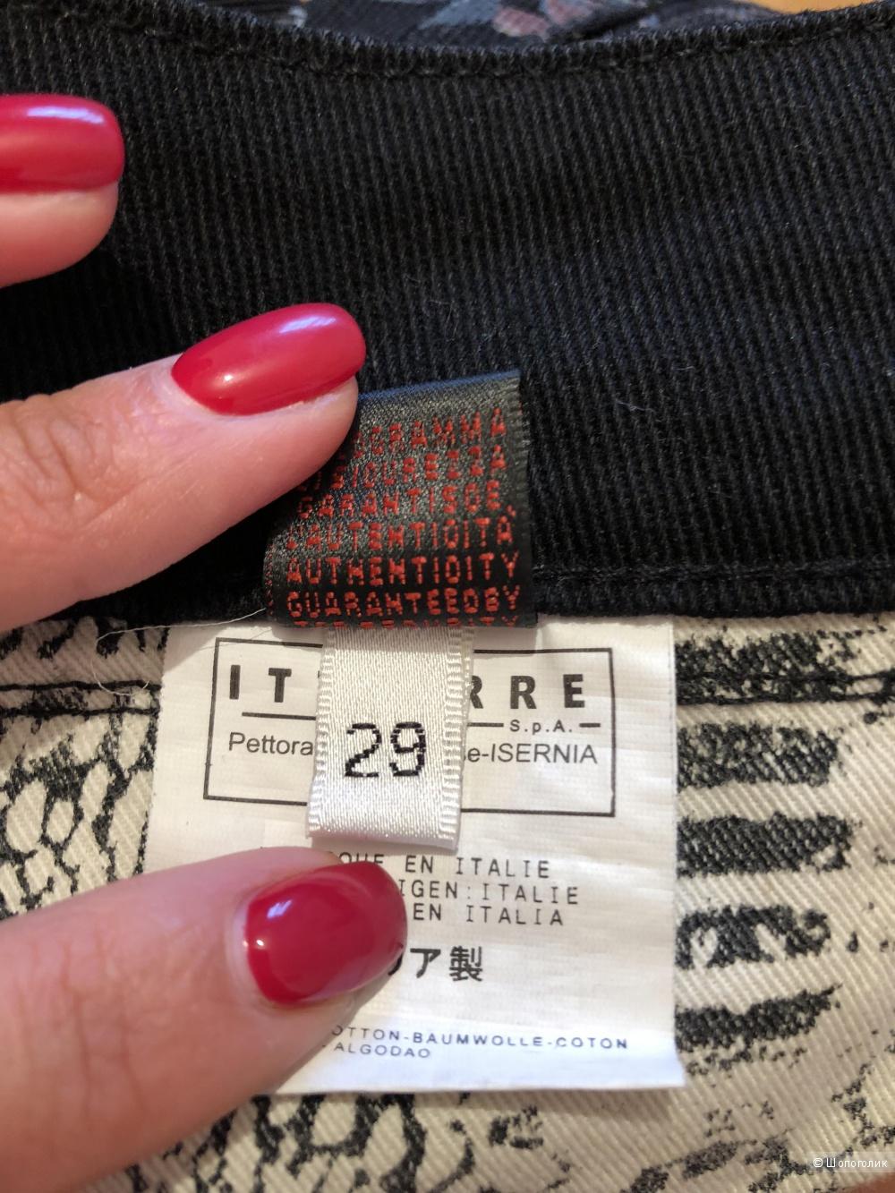 Джинсовые брюки Roberto Cavalli, размер М