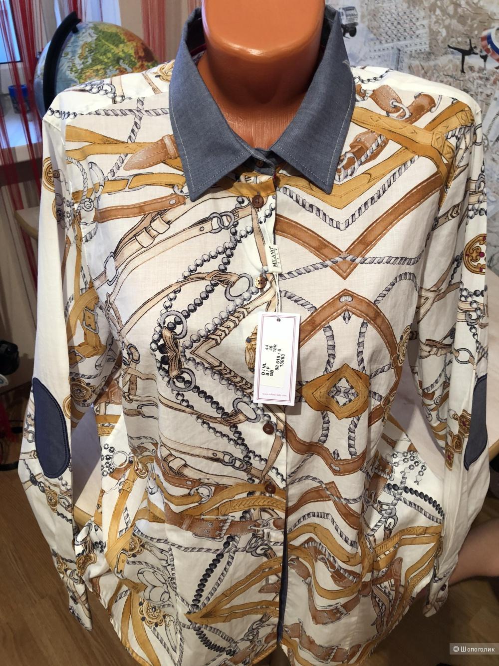 Рубашка Milano Italy Donna, размер 50