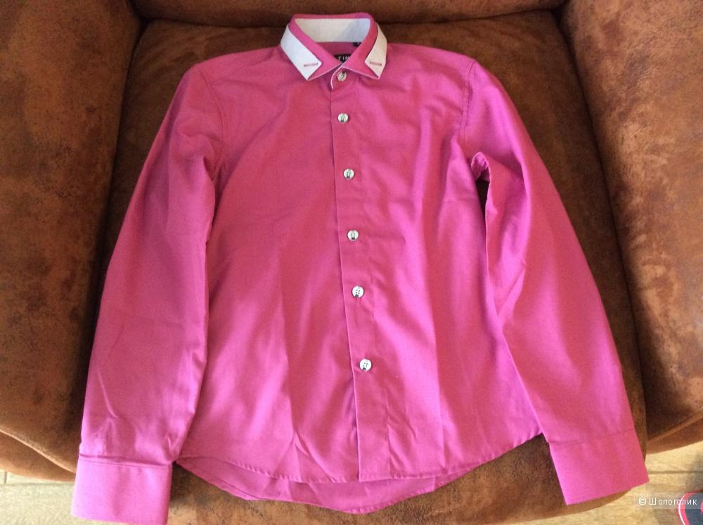 Рубашка Platin для мальчика р.8 (на рост 130-136 см)