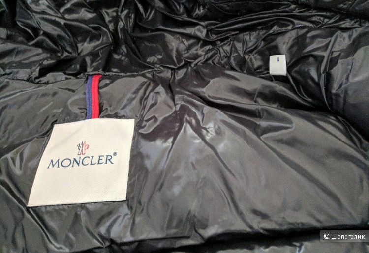 Пуховик Moncler М