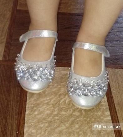 Туфли нонейм 28 размер