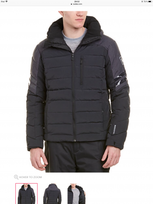 Куртка Rossignol 52-54р