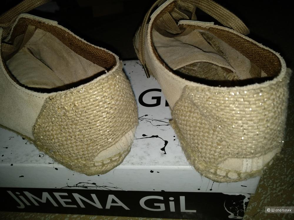 Кеды женские Jimena Gil (Испания) размер 38
