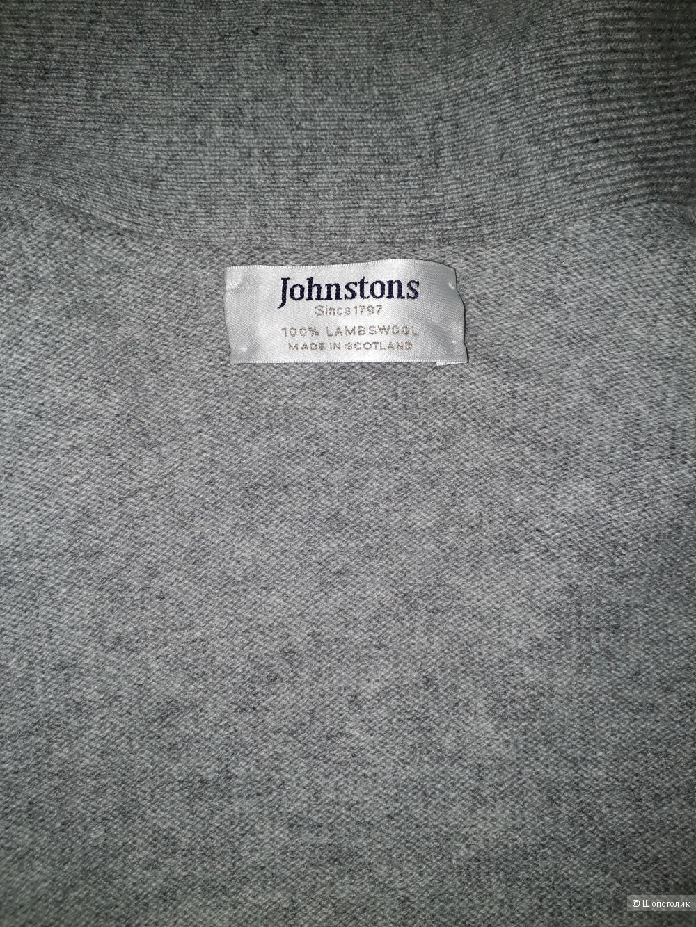 Кардиган johnstons, размер m/l