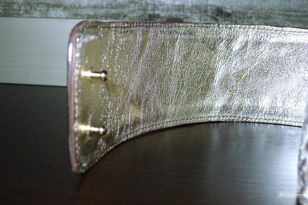 Пояс корсет ремень для шубы размер S