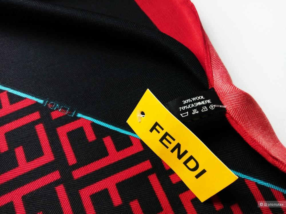 Платок Fendi, 90*90 см.
