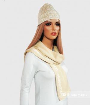 Комплект шапка + шарф DOLCE&GABBANA размер универсальный