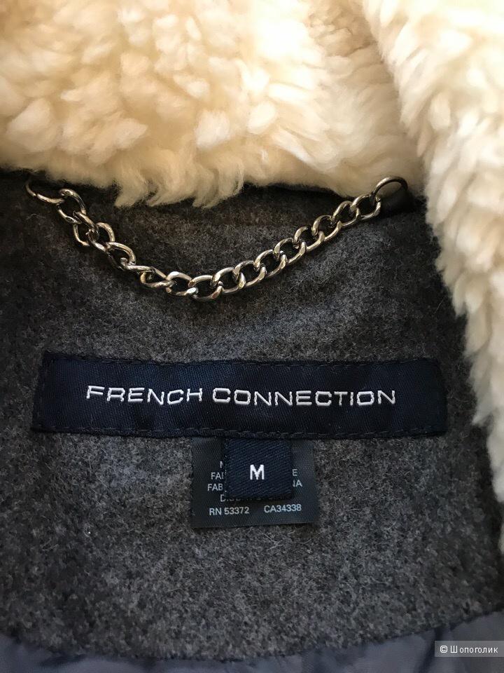 Полупальто от French Connection М