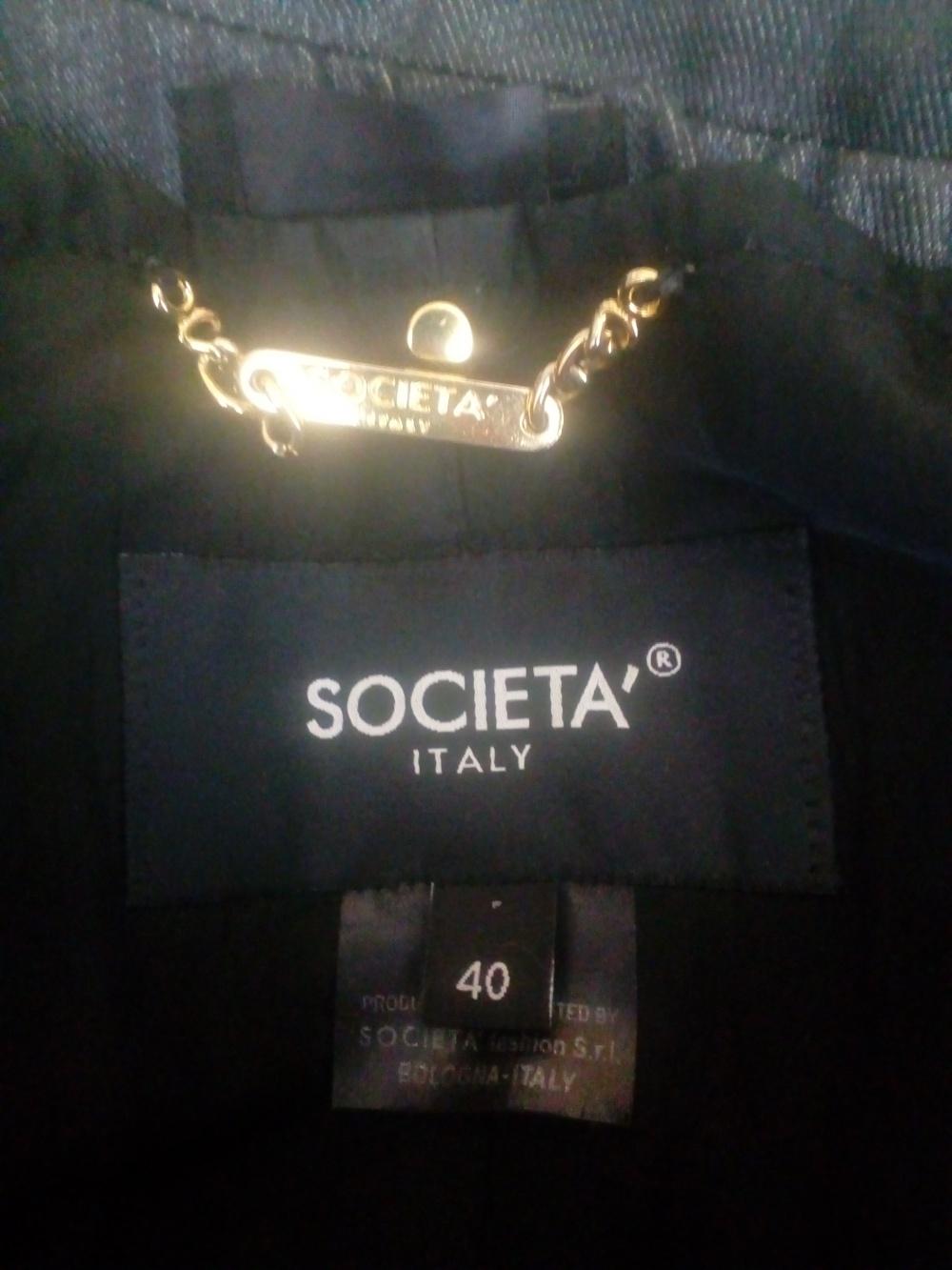 Куртка. Societa. Р-р 40.