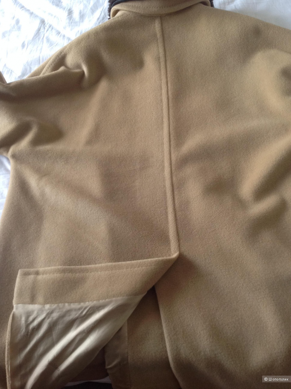 Пальто Max Mara,кашемир