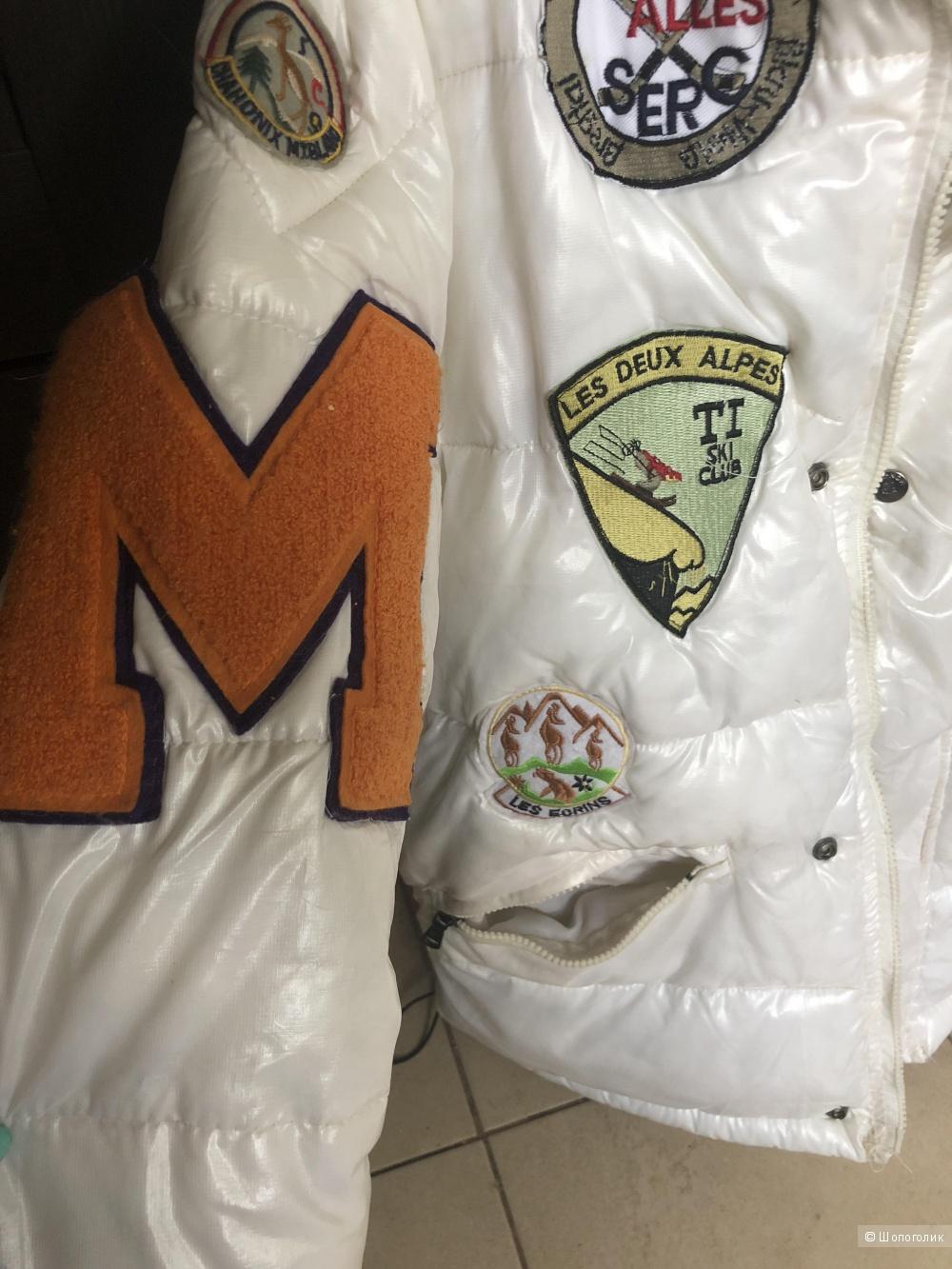 Куртка Moncler зима-осень 44-46