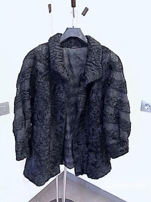 Мexoвaя куртка из кapaкyльчa Swakara, Германия, р-р L/XL
