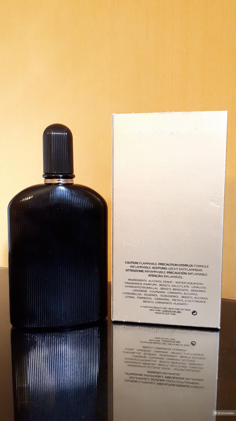 Tom Ford Black Orchid edp 80/100 мл