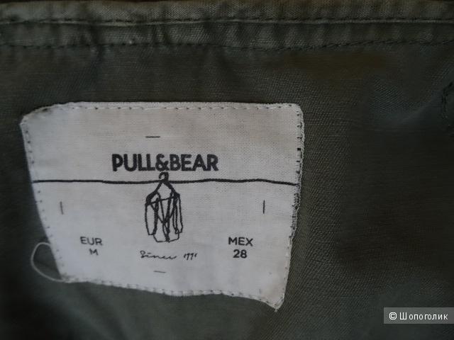 Парка pull and bear, размер MEX 28