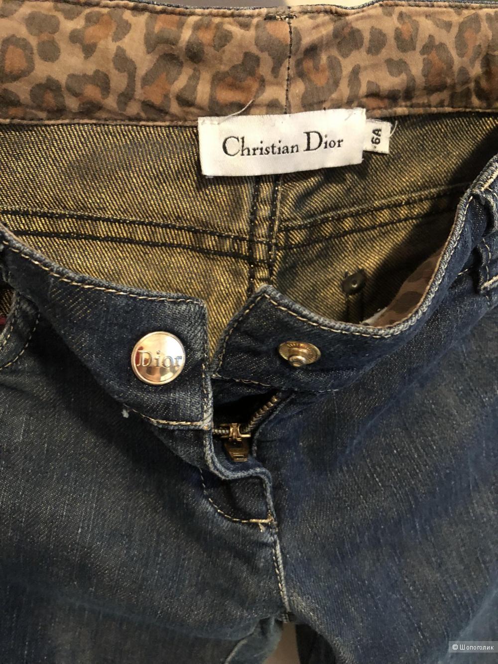 Джинсы Christian Dior, 6А