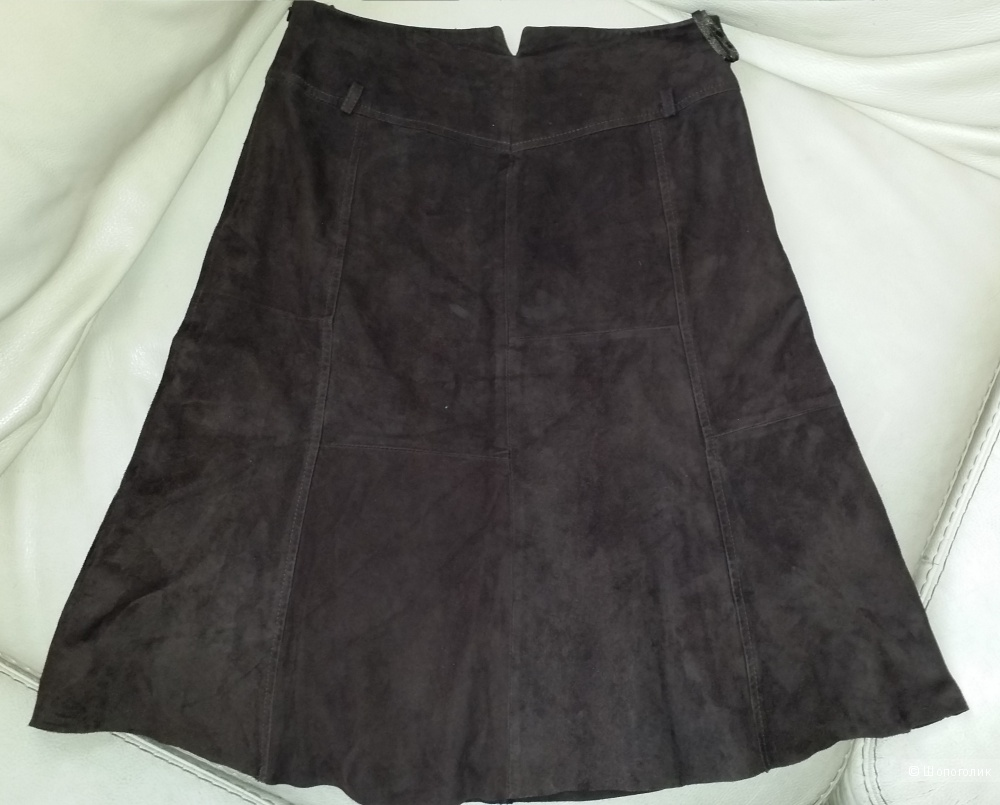 Замшевая юбка D'Auvry  , 42 р-р