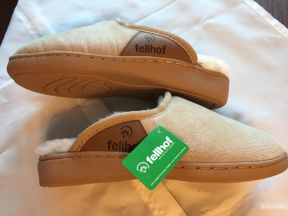Тапочки Fellhof размер 38