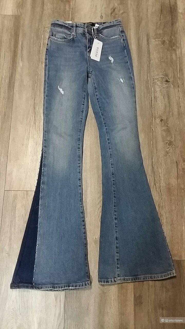 Джинсы-клеш Guess Jeans, 25 размер