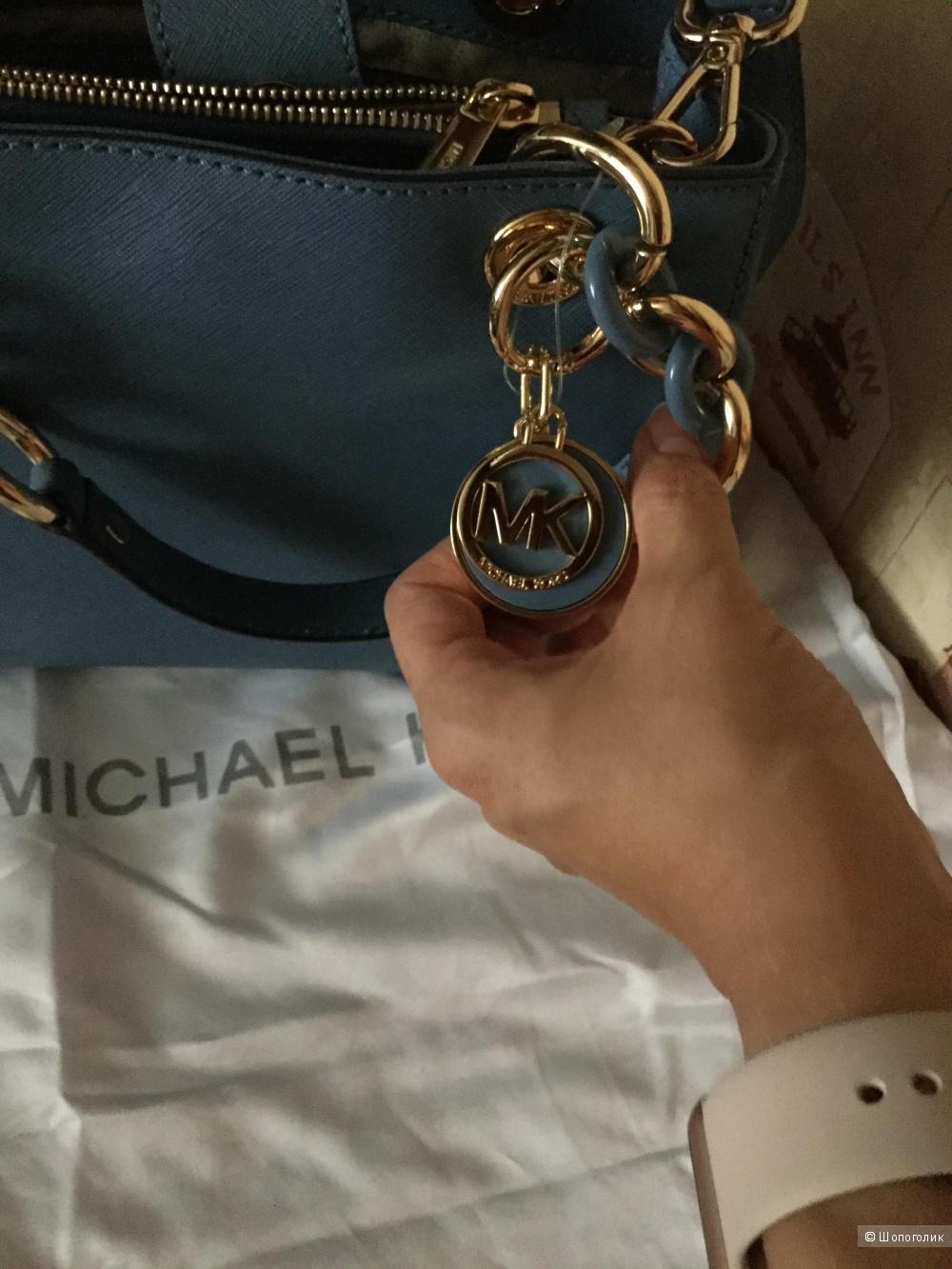 Сумка Michael Kors Cynthia Cornflower