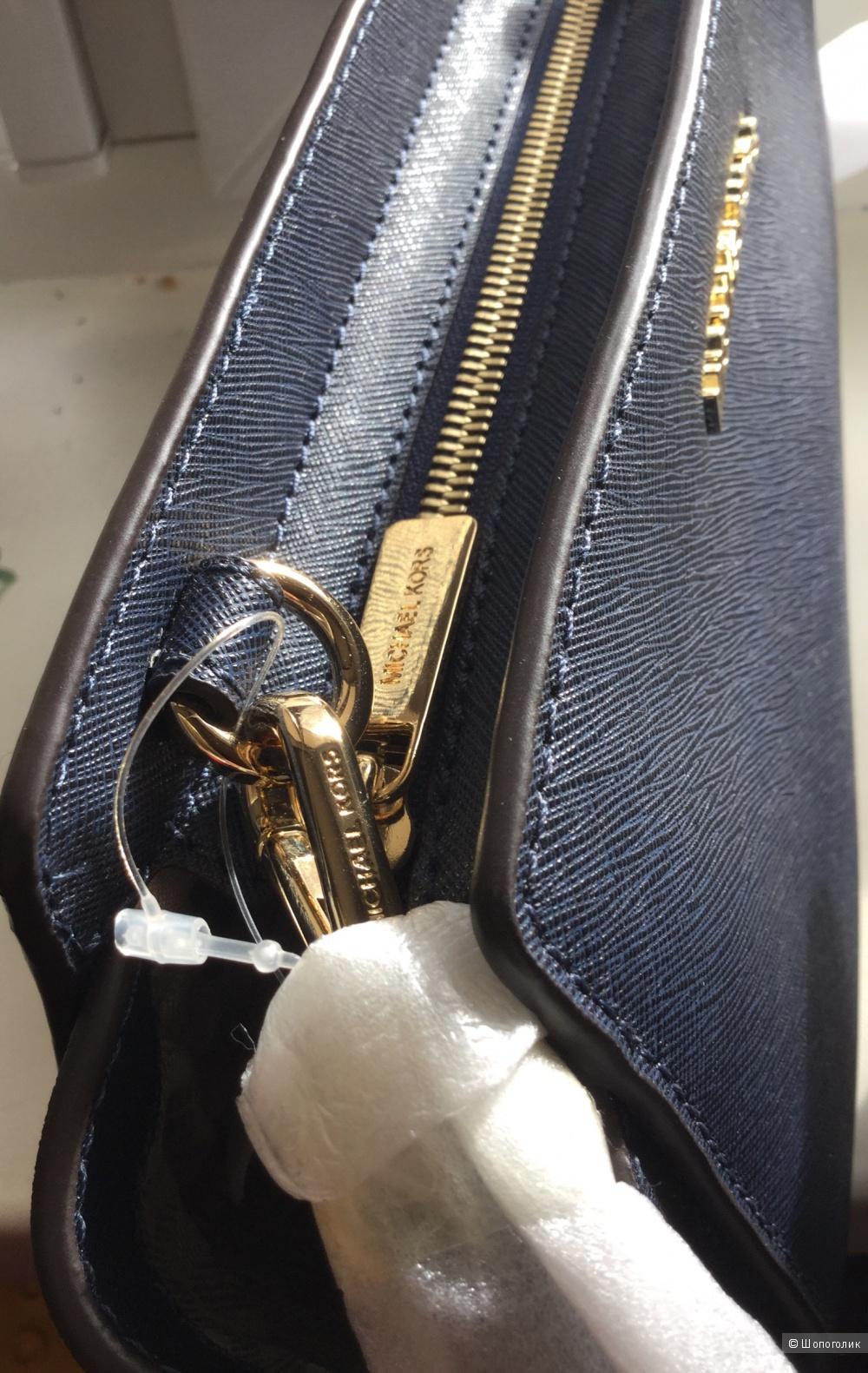Сумка Michael Kors Selma Medium Leather Crossbody