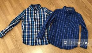 Комплект рубашек Dopo dopo, 128 см