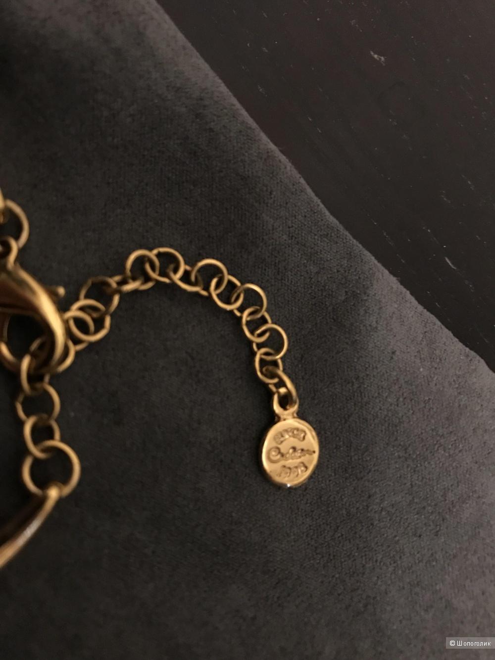 Сет Ciclon браслет и кольцо 17 размер