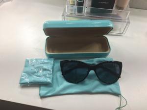 Солнцезащитные женские очки Tiffany&Co Sun 0TF4119
