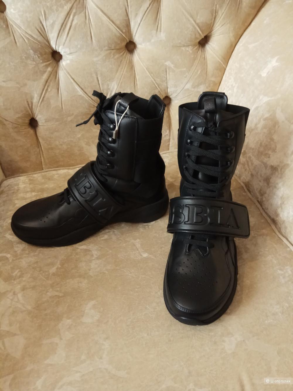 Высокие кроссовки Casbia,40,unisex