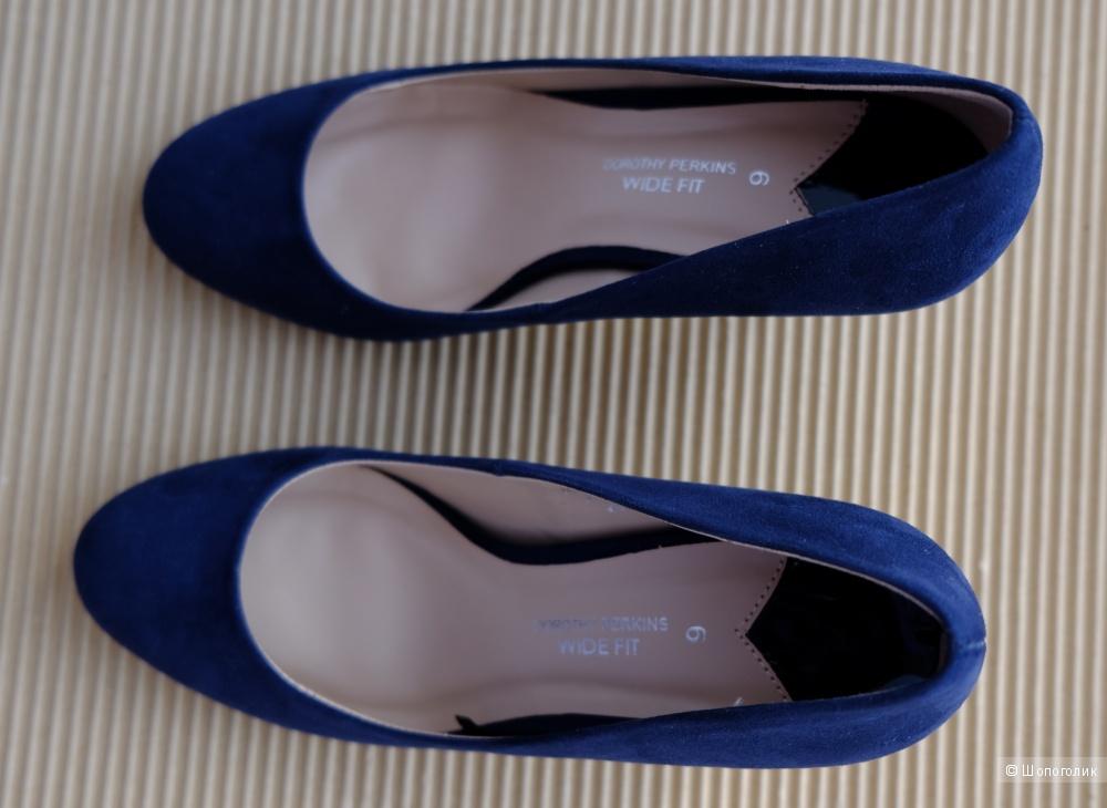 Туфли Dorothy Perkins, размер 38.5-39, 6UK