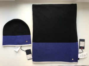 Комплект: шапка и шарф Armani Jeans II