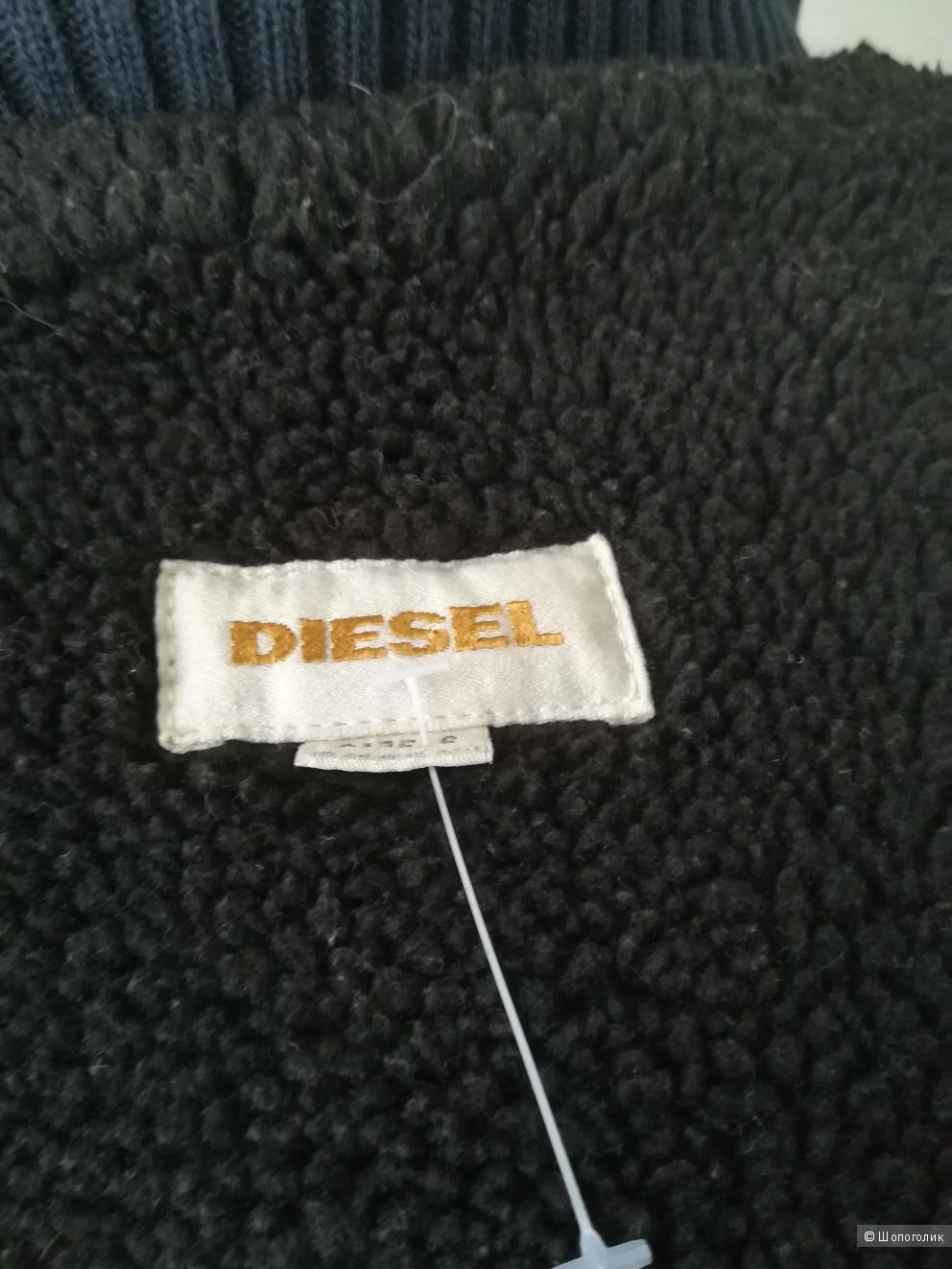 Куртка-шерпа  Disel, размер S