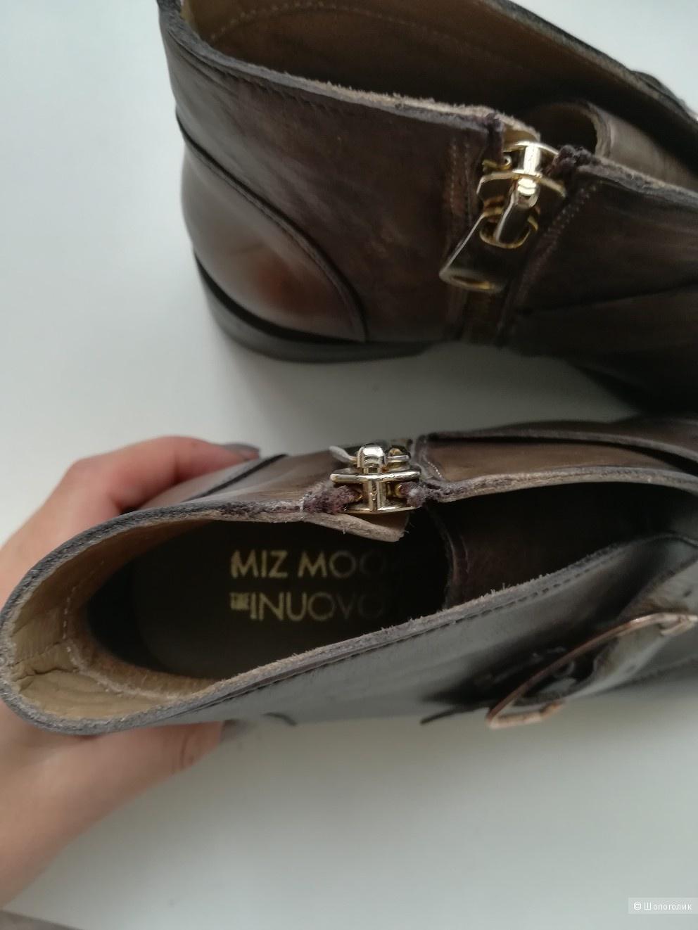 Ботинки miz moo ,размер 38