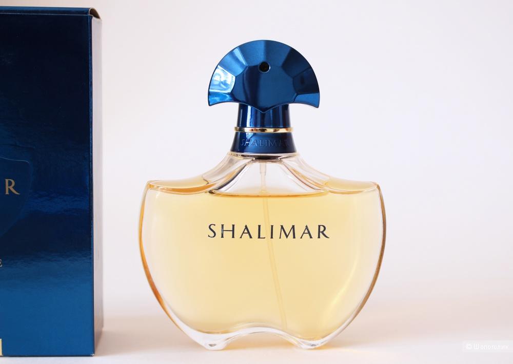 Shalimar, Guerlain. EDT. 50мл.