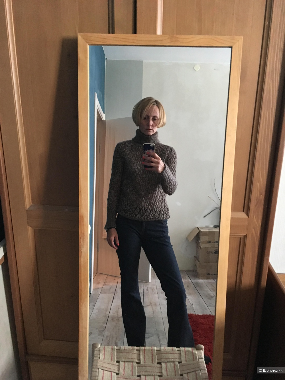 Свитер dkny jeans,размер М