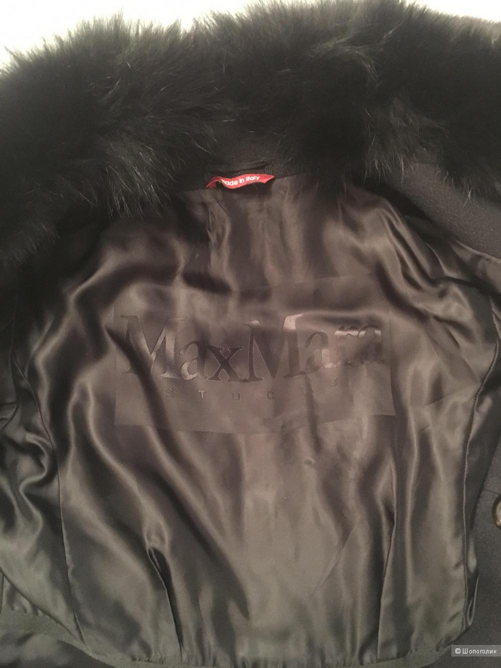 Пальто MAX MARA Studio 40It